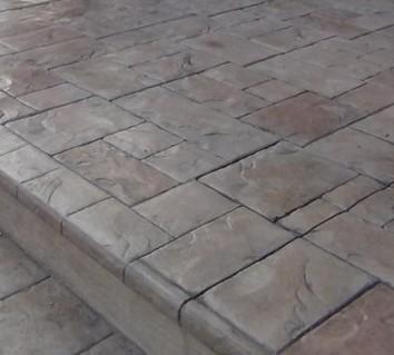 Prodotti per cemento stampato